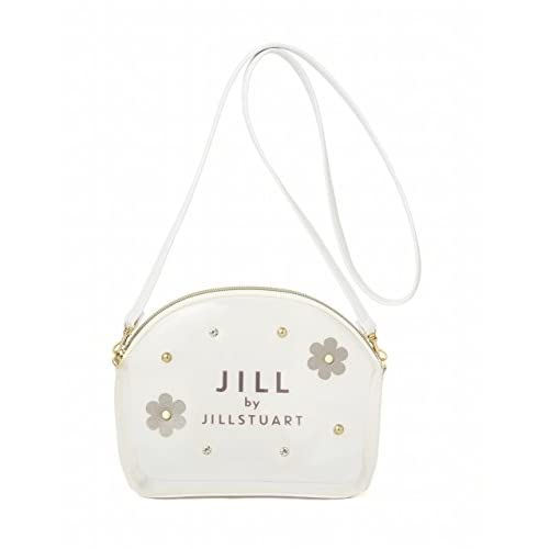 JILL by JILLSTUART 2WAY CLEAR BAG BOOK 付録画像