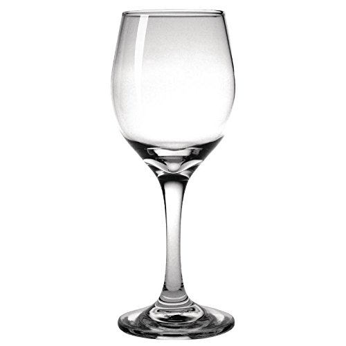 Olympia Solar Wine Glass - Capacity: 8.5oz / 245ml. Box Quantity: 96. by Olympia