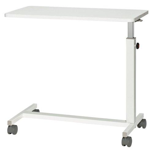 ベッドサイドテーブル UT-75  ●サイズ(W×D×H):750×380×610~930㎜ B007NFV5WC