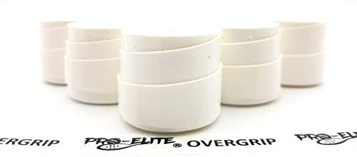 Overgrip Pro Elite Confort Perforado Blanco: Amazon.es ...
