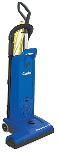 Clarke CarpetMaster 218 Dual Motor Commercial Upright Vacuum 18 Inch