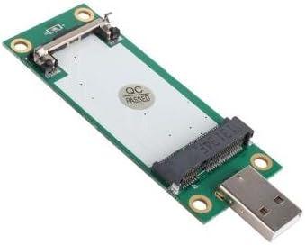 powerday® Mini PCI-E inalámbrica a tarjeta de adaptador USB ...