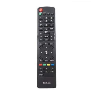 CONTROLE PARA TV LG GC-7436 - PARALELO