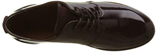 Zapatos Cordones TBS Rojo Derby Merloz Mujer 246 para de Mure Ut1xw5r1q