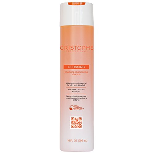 Cristophe Professional Glossing Shampoo, 10 Ounce (Christophe Shampoo)