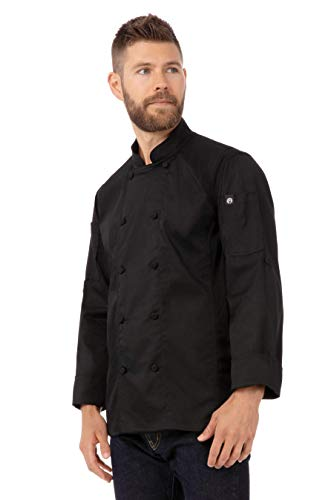 Chef Works mens Bowden Chef Coat