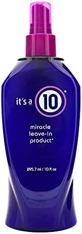 It's a 10 Haircare Miracle Leave-In product, 10 Fl Oz