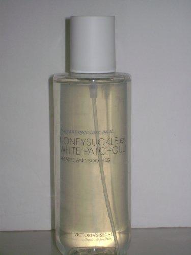White Patchouli Body - Victoria Secret Naturally Honeysuckle & White Patchouli Fragrant Moisture Body Mist