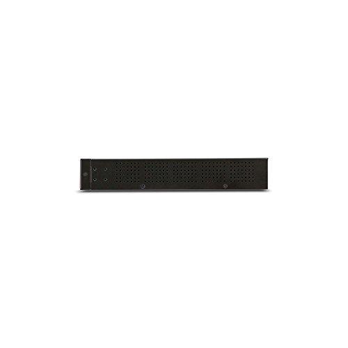 Buffalo Technology BSGS2024P 24-Port 10/100/1000 Gigabit Smart Switch Black