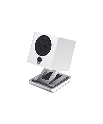 iSmartAlarm Spot HD Wi-Fi Security Camera| 2-Way Audio Night Vision Motion Sensing | iSC5D, White