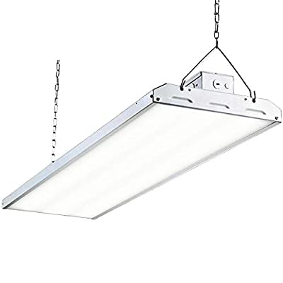 Hykolity 4Ft LED Linear High Bay Shop Light Fixture