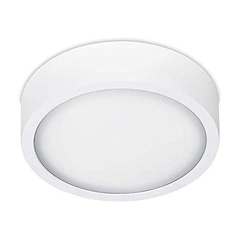 Runde Decke Led Orto White Breite 18cm 18w Mit Tageslicht