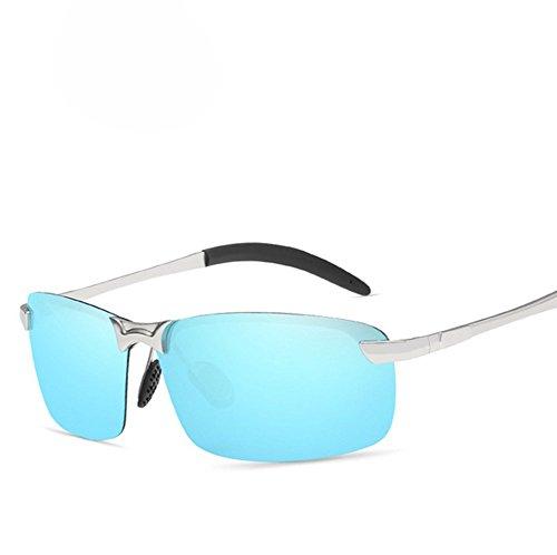 de polarized pilotes Mens C soleil colorés de Lunettes lunettes gXZwdnSUq