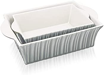 Krokori Rectangular Baking Pan Ceramic Glaze Baking Dish