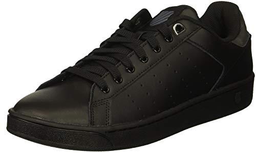 K-Swiss Women Clean Court CMF Sneaker Black/Charcoal