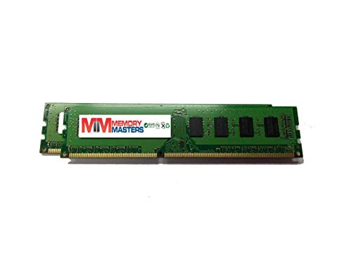 (MemoryMasters 4GB Kit (2 X 2GB) Memory Upgrade for Compaq Presario CQ5320F PC3-10600 DDR3 1333 MHz DIMM Non-ECC Desktop RAM (MemoryMasters))