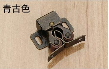 8pcs Push To Open Cabinet Catch Touch Latch Kitchen Cupboard Door