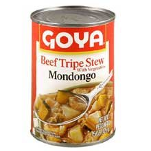 Goya Foods Beef Tripe Stew with Vegetables (Mondongo), 15-Ounce (Pack of 24)