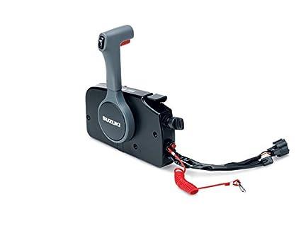 Amazon com: Suzuki OEM Marine Outboard Side Mount Remote