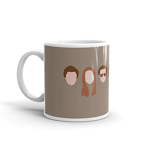 The Gang (That '70s Show) 11 Oz Ceramic