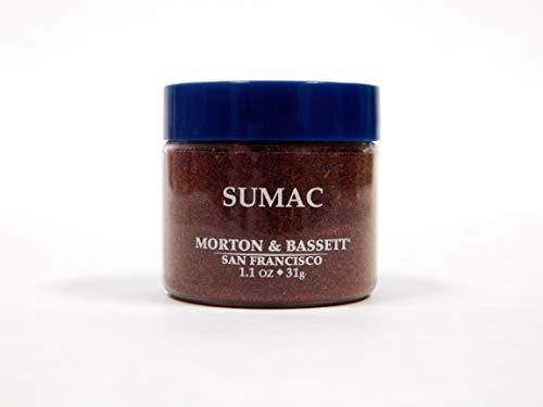 Morton & Bassett Sumac, 1.1 Ounces (Pack of 3) (Dining Bassett)
