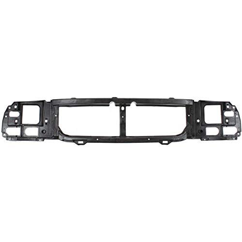 Header Panel For 98-03 Ford Ranger Thermoplastic & Fiberglass ()