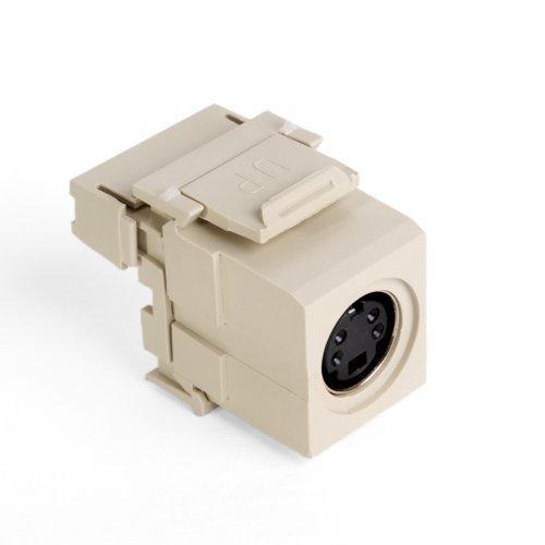 (Leviton 020-40734-SVI S-video Connector)