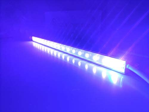 Interior Lights,LED Car Strip Lights DC12V 12W 72 LEDs Lights Bar Strip Lamp Universal Lighting Up for Car Camper Van Bus Caravan Boat Motorhome Kitchen Bathroom ON//OFF Switch