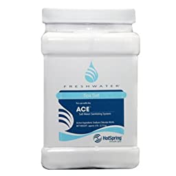 FreshWater Spa Salt for ACE - 5 lbs