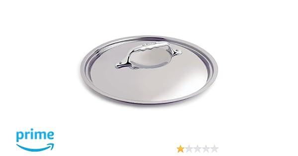 De Buyer Affinity acero inoxidable Tapa de diámetro 240 mm.: Amazon.es: Hogar