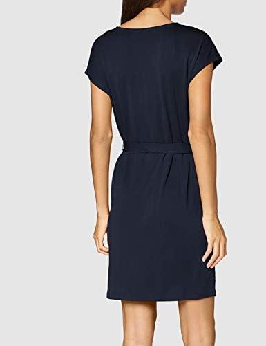 Vero Moda Vmbeca SS Wide Short Dress JRS Robe Femme