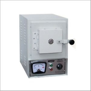 Ajanta Rectangular Muffle Furnace 900 Degree High Temperature Muff S-263 from Ajanta