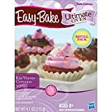 easy bake cupcake wrappers - Playskool Easy Bake Ultimate Oven Refill Red Velvet Cupcake 4.1 Oz