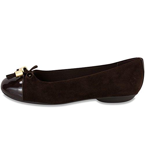 Zapato De Vestir Estándar London Fog Marrón
