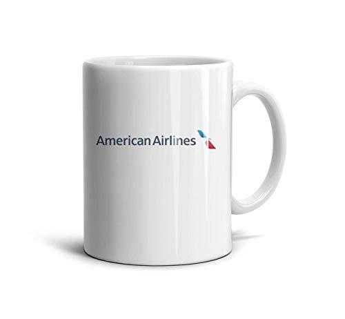 ines White Ceramic Mugs Coffee Mug Or Tea Mug ()