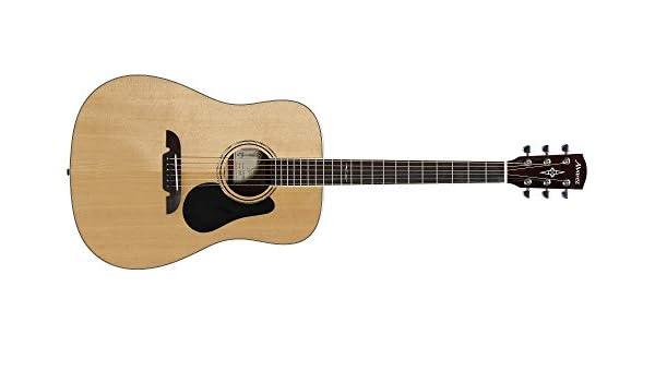 Alvarez Ad70W - Guitarra acústica: Amazon.es: Instrumentos musicales