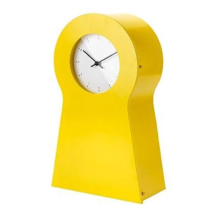 Ikea reloj amarillo Ps 1995