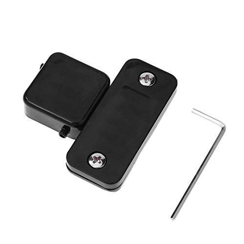 UEB Magnetic Snooker Pool Cue Chalk Holder with Belt Clip Billiards Accessories