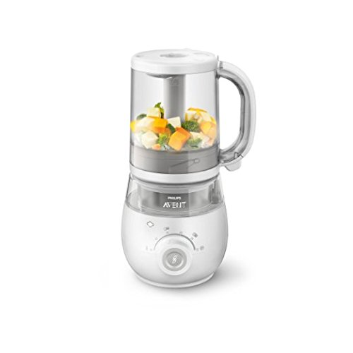 Philips Avent SCF875/01 4-in-1 Healthy Baby Food Maker by Philips (Image #1)
