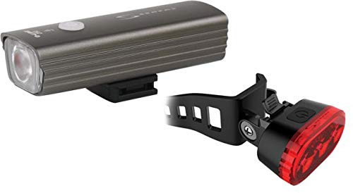 Serfas E-Lume USL-250 /UTL-15 Bicycle Light Set - ESC-250