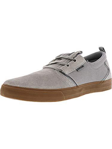 (Supra Men's Flow Griffin Magnet/Gum Athletic Shoe)