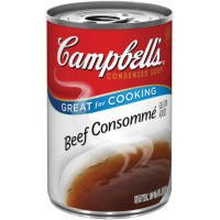 Campbell's Condensed Soup Beef Consomme - 12 Pack