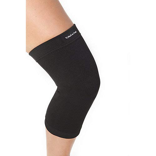 Back on Track Physio Knee Pads 4way Stretch Welltex Knee Support (Size - Large)