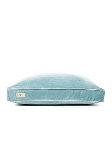 microsuede-dog-bed-faux-down-cushion-luxe-sky-blue-with-pool-blue-extra-large