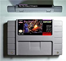 The King of Dragons - Action Game Cartridge US Version - Sega Genesis Collection ,classics ,Games For NES for Genesis