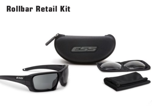 Ess Assorted Safety Glasses, Scratch-Resistant, Wraparound by ESS (Image #3)