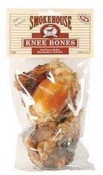 SmokeHouse Beef Knee Bone Natural Dog Chew Treat, My Pet Supplies