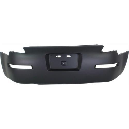 Nissan 350z Rear Bumper - Perfect Fit Group REPN760115P - 350Z Rear Bumper Cover, Primed, W/O Nismo Model