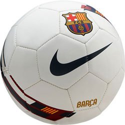 NIKE FC Barcelona Supporters Football size 5 official SC2157 140 (Barcelona Supporter)