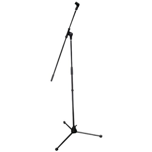 PYLE PRO PMKS3 Tripod Microphone Stand with Extending Boom